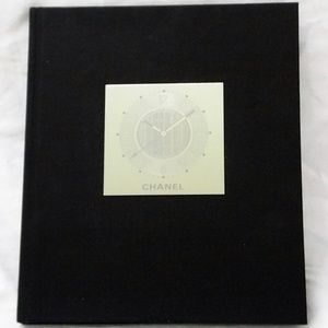 Chanel Timepieces Hardcover Lookbook Collectible